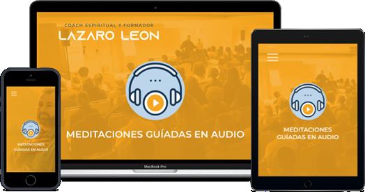 Lazaro Leon - Cursos - Meditaciones Guiadas