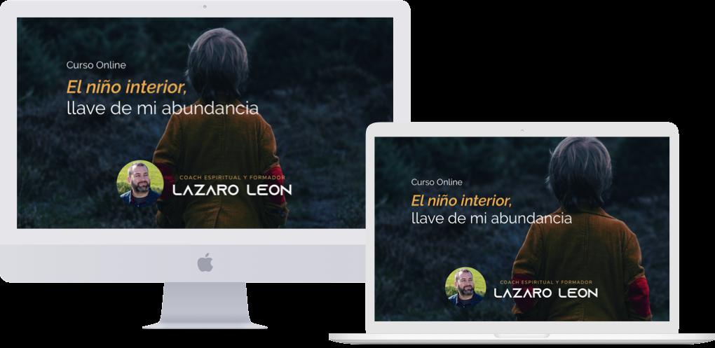 Lazaro Leon - El nino interior - Pantallas Curso