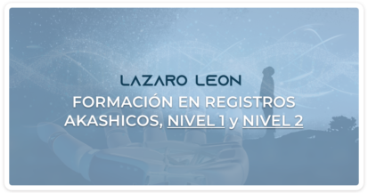 Lazaro Leon - Formacion en Registros Akashicos Pack